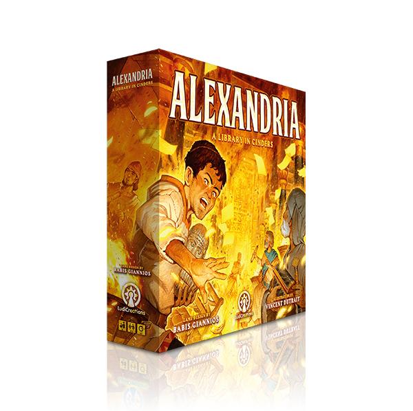 Alexandria box 3D
