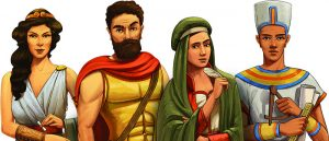 Alexandria heroes