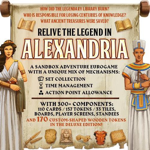 Alexandria summary