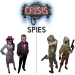 CRISIS: Spies characters