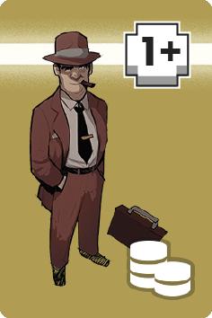 Male Banker