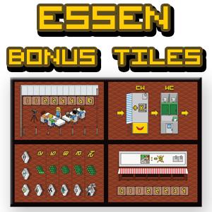 ESSEN: Bonus tiles