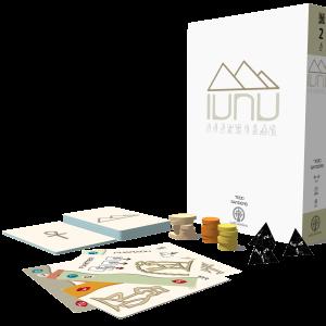 IUNU components 3D