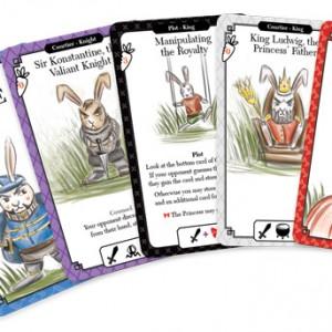 KUNE v LAKIA cards image