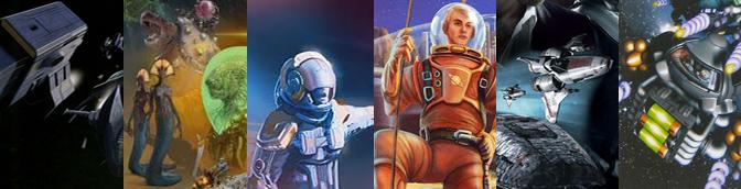 sci-fi covers