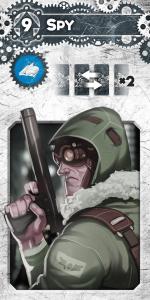 LLtQ Spy Dieselpunk White