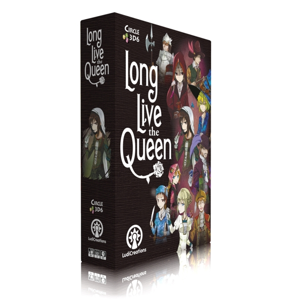 Long Live the Queen classic box 3D