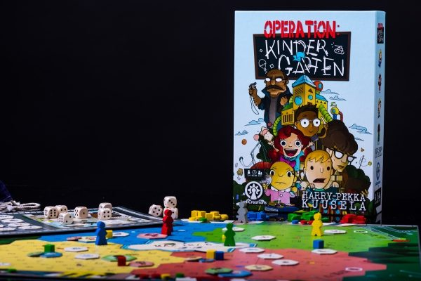 Operation: Kindergarten box photo
