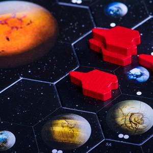 Pocket Imperium ships & tiles photo