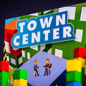 Town Center box photo closeup