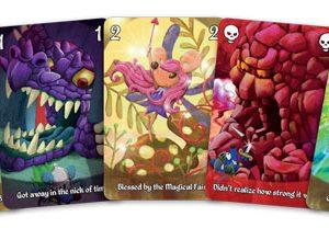 Mythe - cards