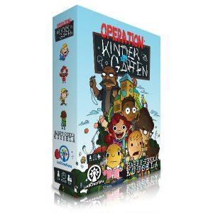 Operation Kindergarten box