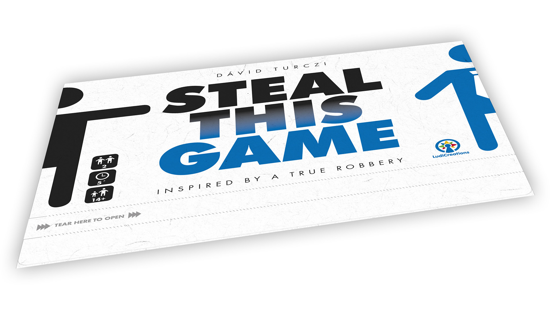 Steal This Game folded