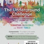 The Underground Challenge cover