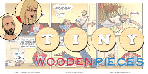 Tiny Wooden Pieces - Feature Image