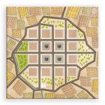 Town Center - Beaune map